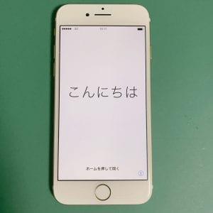 iPhone7リカバリ完了