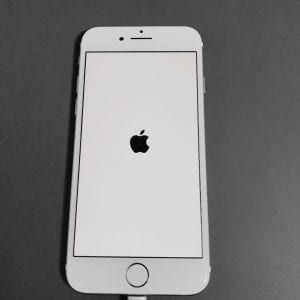 iPhone7リカバリ中