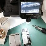 iPhone基盤修理