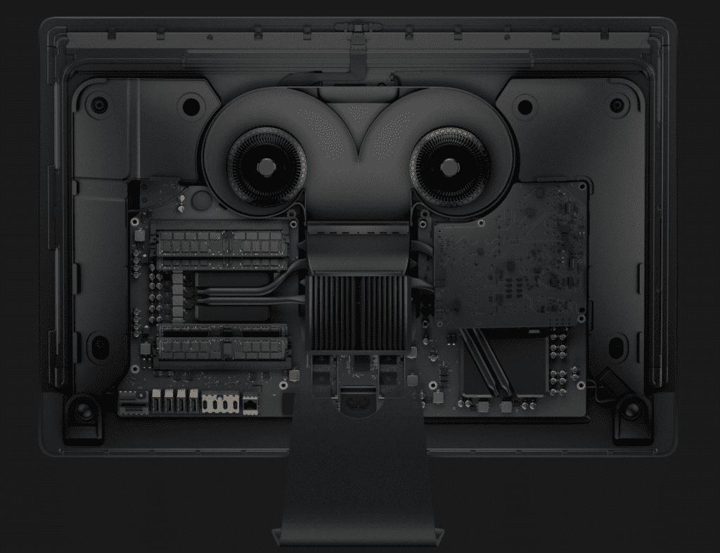 iMacPro内部