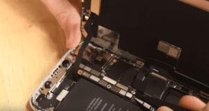 iPhoneX分解