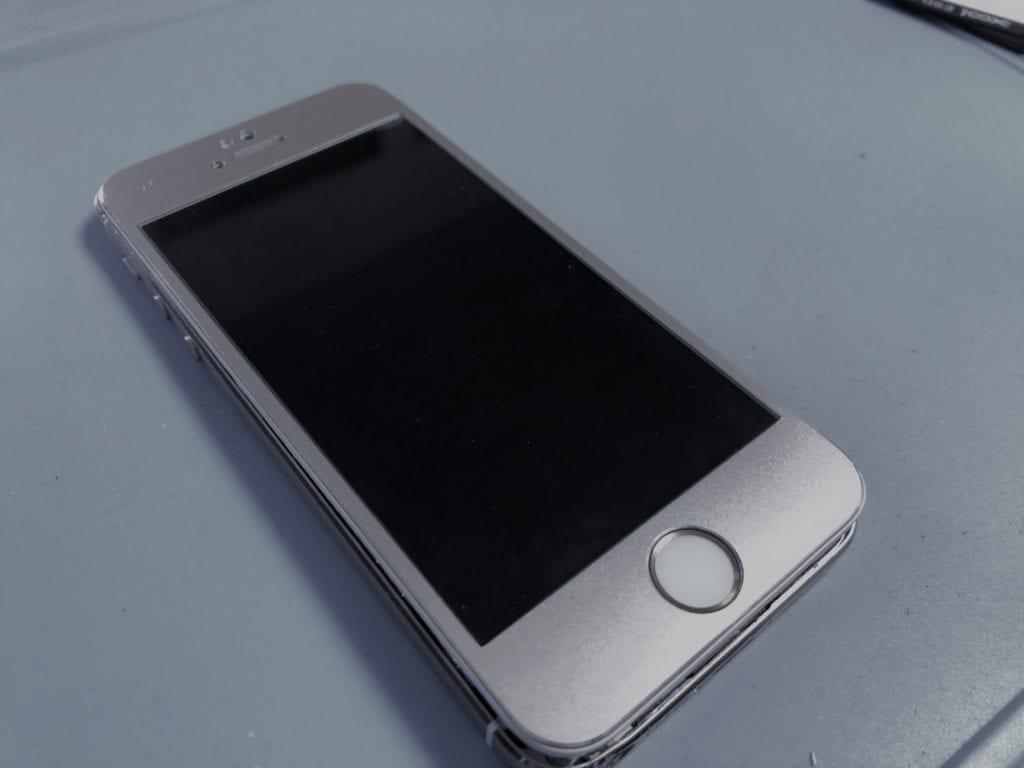 苫小牧iPhone5s水没00