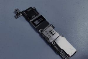 苫小牧iPhone5s水没02