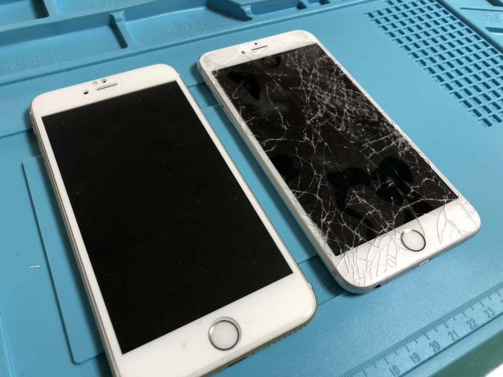 iPhone6Plus この写真を観て