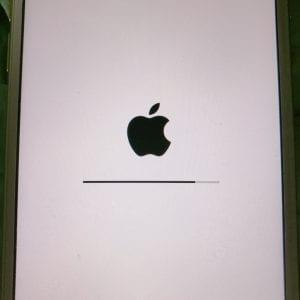 iPhone7リカバリ成功