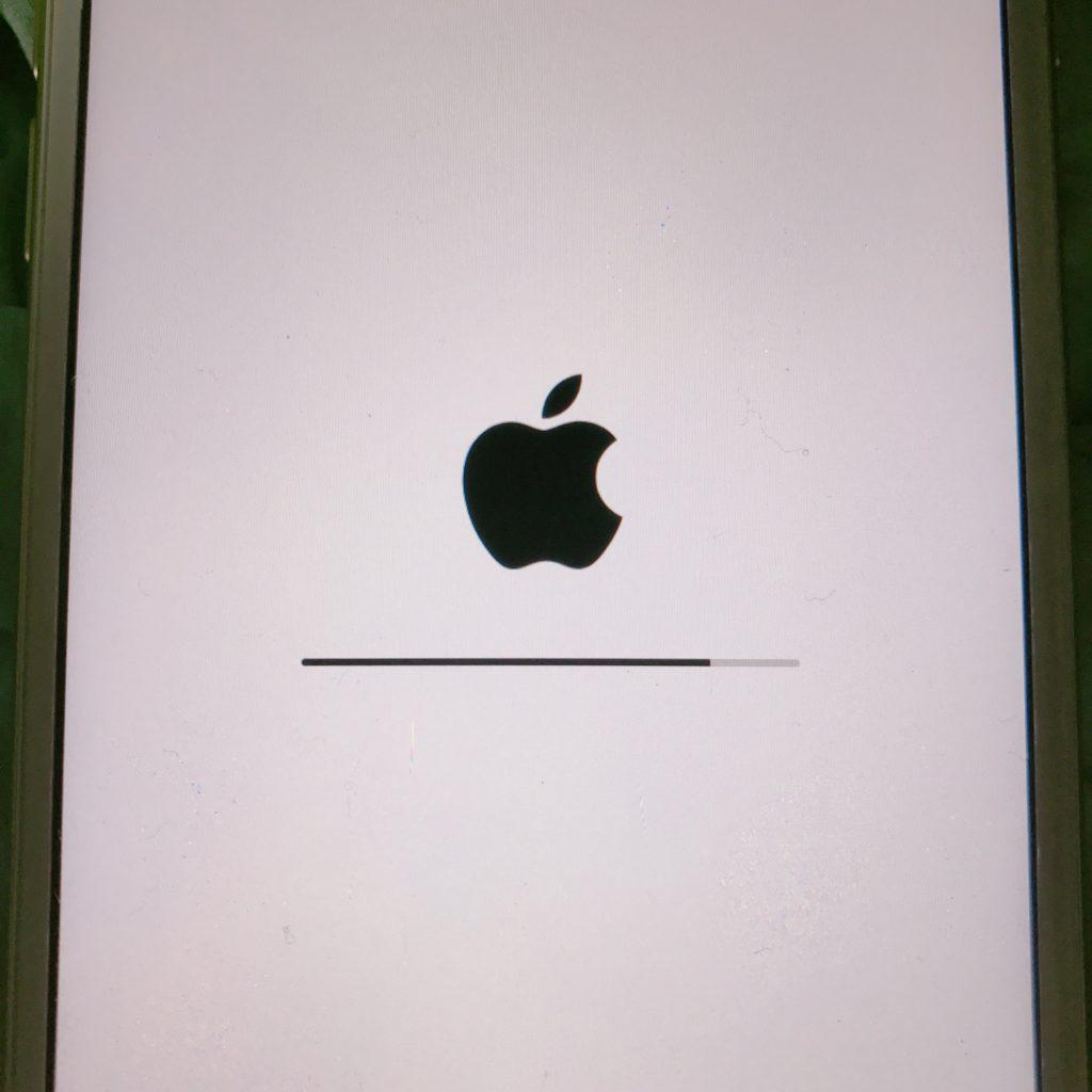 iPhone iOSアップデート代行