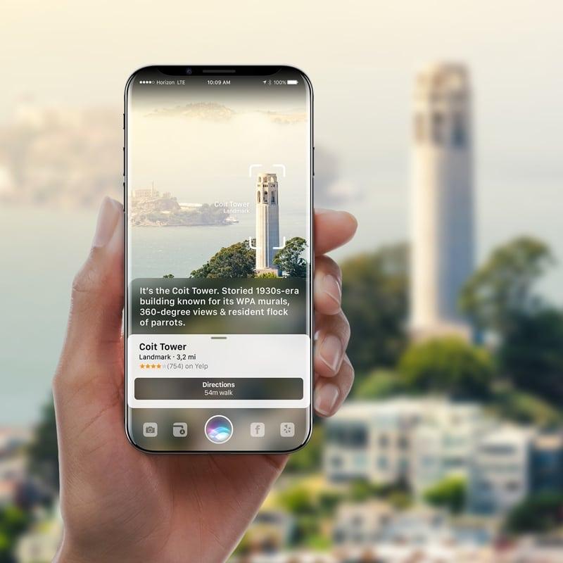 iPhonexコンセプト