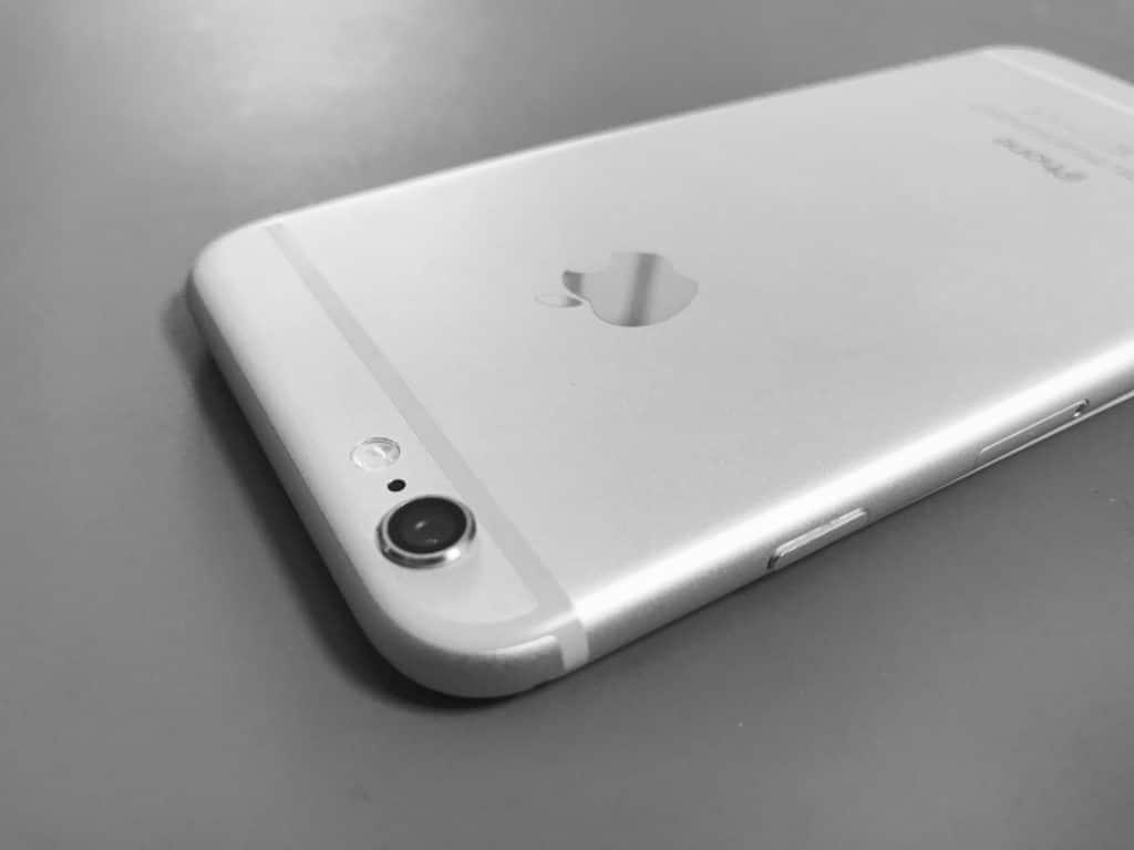 iPhoneカメラ