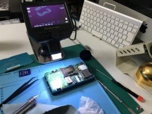 3DS修理