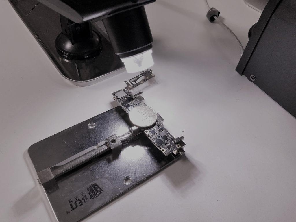 苫小牧iPhone基盤修理
