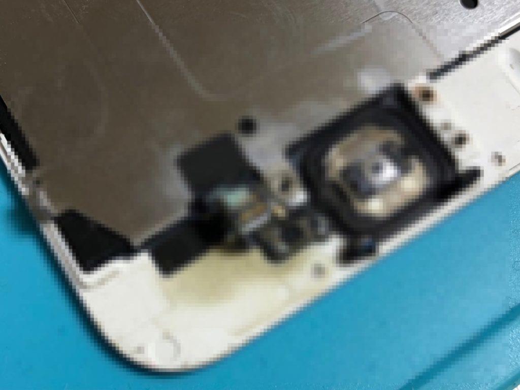iPhoneボタンが効かないTouchID使えない