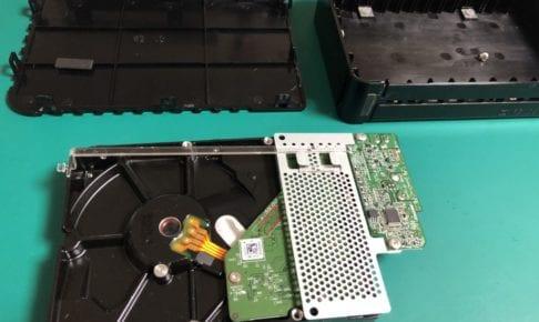 USB外付けHDDを高速でコピーする(力技)