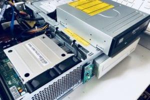 IDE端子のDVD-RAM
