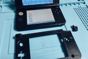 3DSヒンジ修理