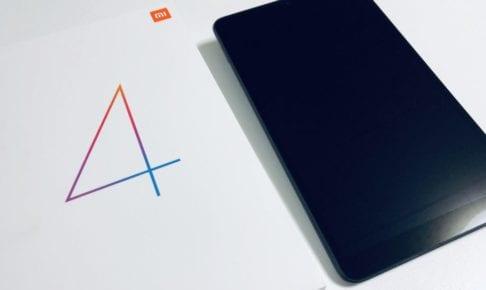 Xiaomi Mi Pad 4箱セット
