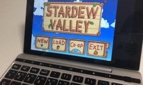 Stardew Valley タイトル