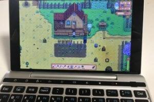 Stardew Valley ゲーム風景