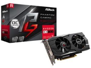 ASRock Phantom Gaming X Radeon RX580 8G OC