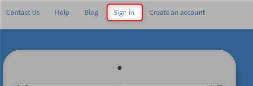 Simplenoteサインイン