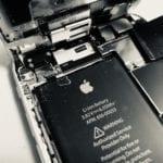 iPhone修理不能証明書
