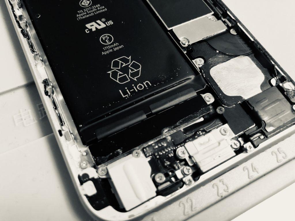 iPhone修理不能証明書2