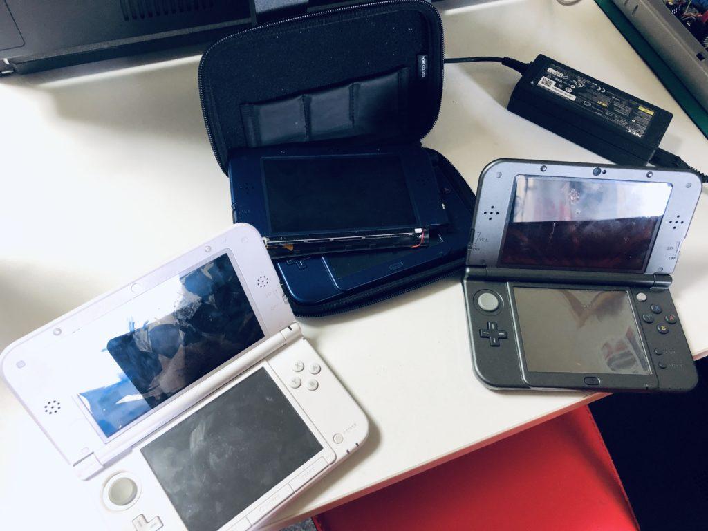 苫小牧 3DS 修理