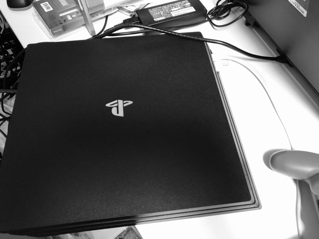PS4 SSDクローン