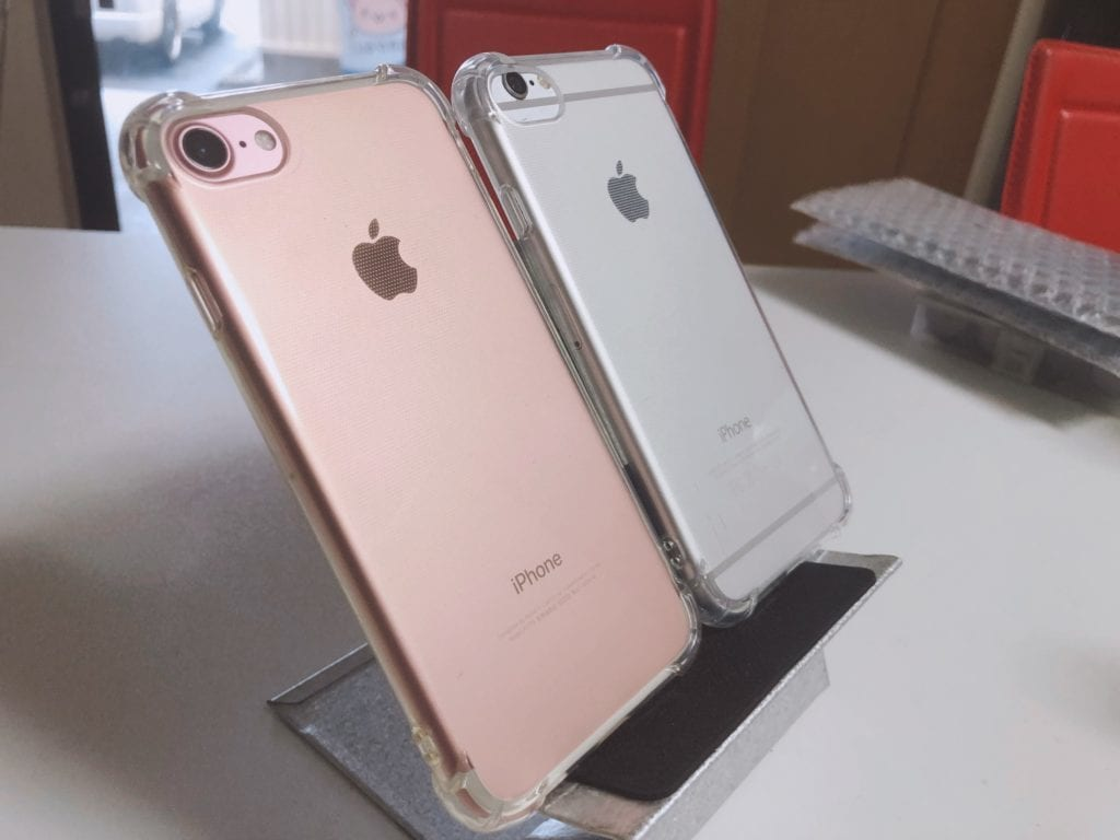 iPhone中古