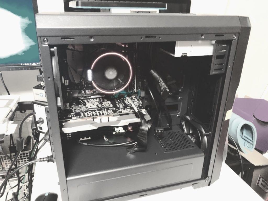 Ryzen BTOパソコン