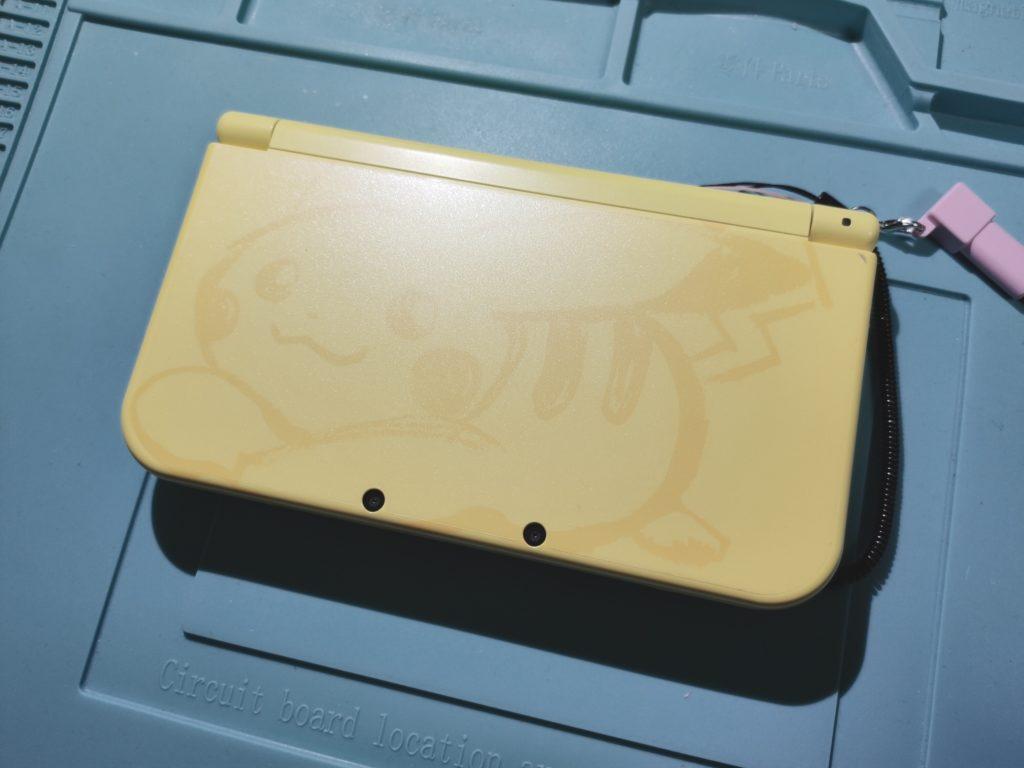 3DS ピカチュウ