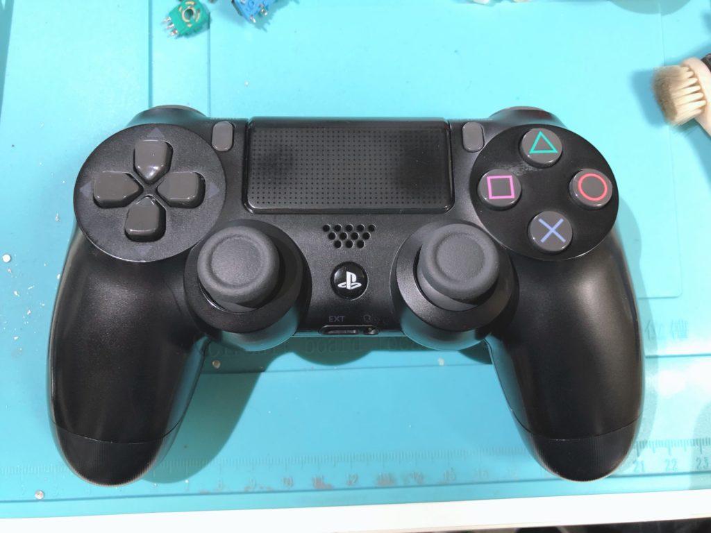 PS4 コントローラー修理完成