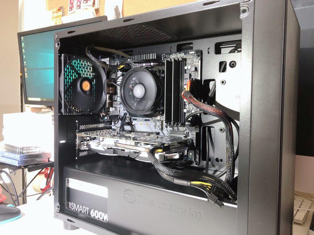 Ryzen5構成FF14パソコン