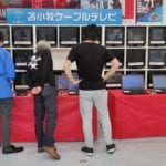 苫小牧ケーブルテレビ合同イベント7月最終日