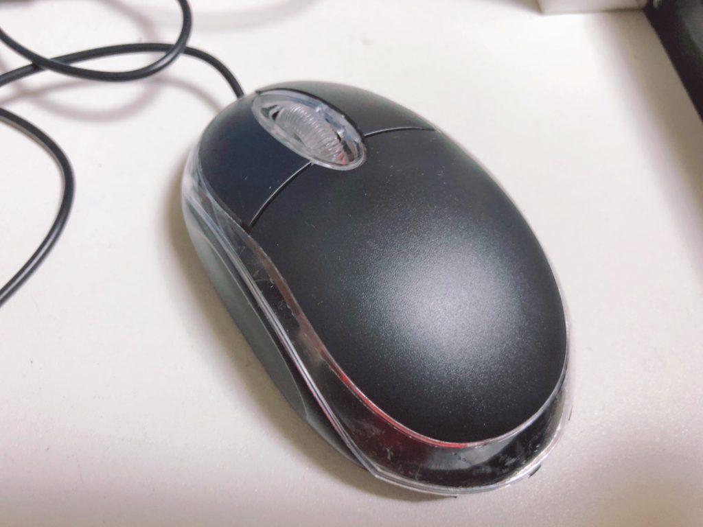 キャンドゥマウス接続