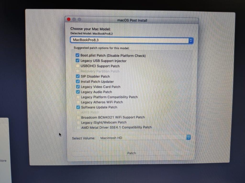 macOS Post Install内容