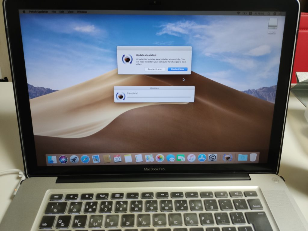 2011macbookmac-Mojave