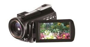 4Kビデオカメラ DV-AC3-BK