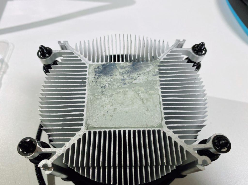 Ryzen3400g CPUファン
