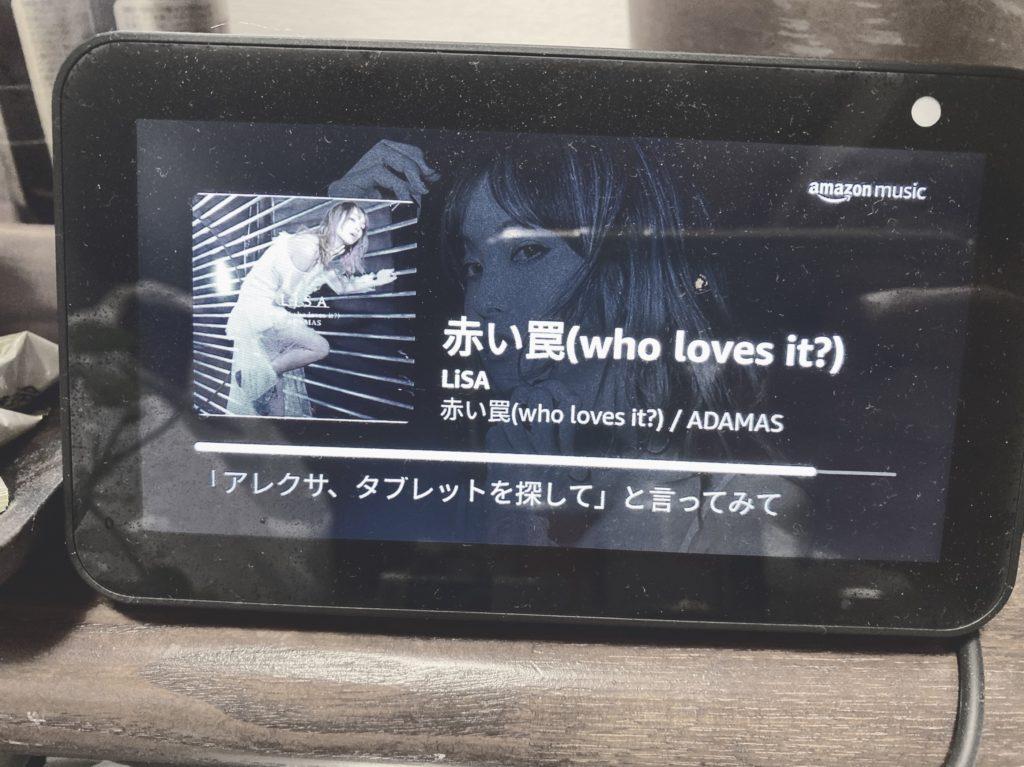 Echo Showミュージック