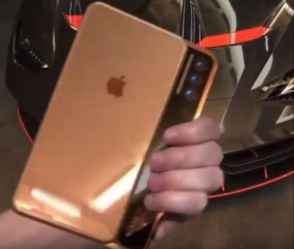 スライド式iPhone12