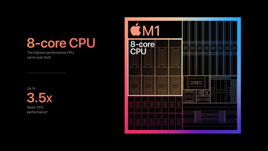 CPUとGPUが連携した