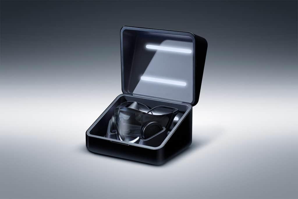 Razerゲーミングマスク箱