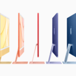 M1チップ搭載の新iMacの人気カラーはグリーン?24インチサイズでめっちゃオシャレ!!