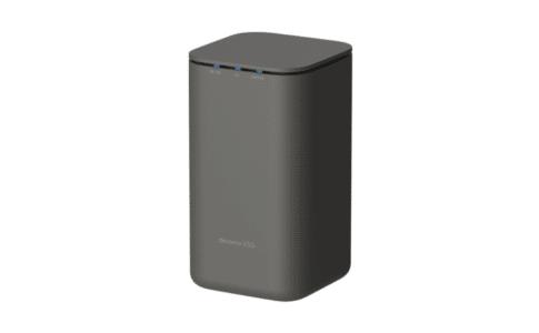 ドコモのホームルーターサービス【docomo Home 5G】の登場で光回線導入の需要が下がりそう?