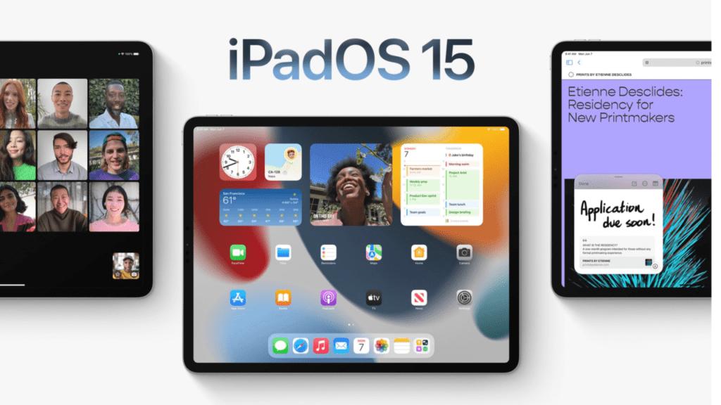 WWDC2021 iPadOS15