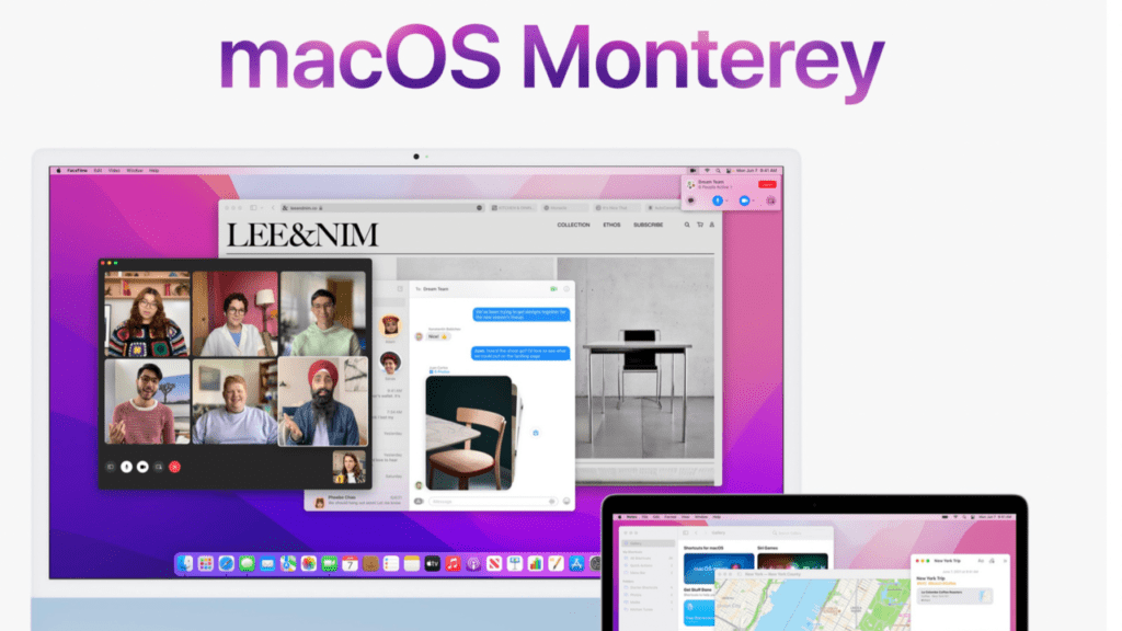 WWDC2021 MacOS Monterey