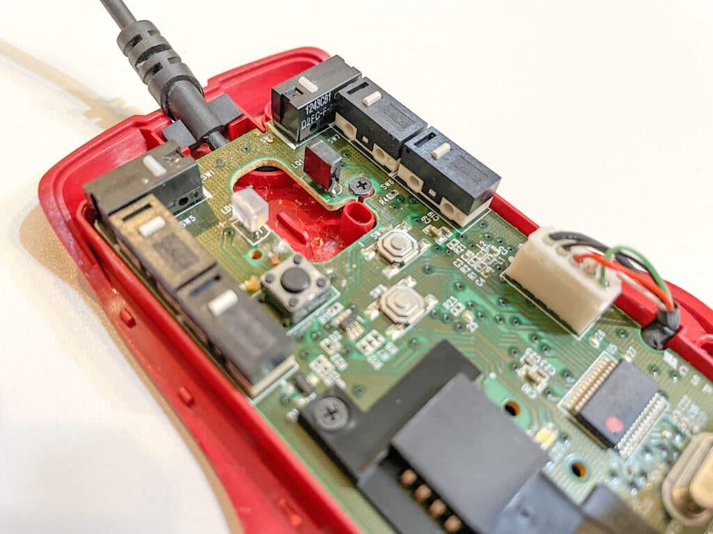 ロジクールマウスのボタンクリックが勝手に連射されるので部品を交換してみる【開梱編】