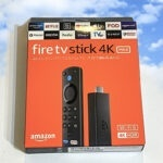 AmazonのFre tv sick 4K MAX