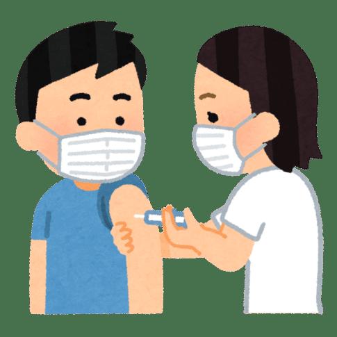 2回目のワクチン接種により10月18日(月)はお休みさせて下さい